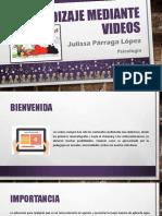Aprendizaje Mediante Videos
