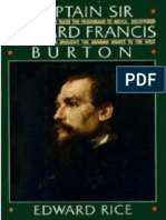 El Capitan Richard F. Burton(c. - Edward Rice