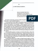 La Metafora Paterna (Sem 5). LACAN