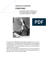 Martin Luther King, por Iván Ljubetic