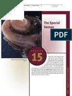 15 the Special Senses1 DP 4 (Hal 527 540)
