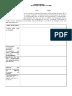 Planificacion y organización Obra de Teatro grupal