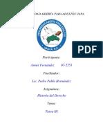 Tarea 3 -Armel Fernández