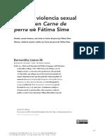 Genero Violencia Sexua
