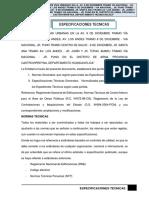 ESPECIFICACIONES TECNICAS 11