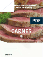 Armando Scannone - El Placer de Comer Carnes