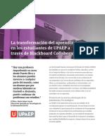 Bb Collaborate - Caso de Exito UPAEP