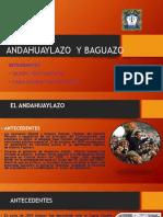 Andahuaylazo y Baguazo