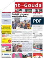 De Krant van Gouda, 17 september 2010