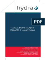 Manual Chuveiro Hydra