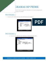 Programas Hp Prime V1