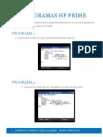 Programas Hp Prime v2