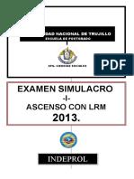 SIMULACRO+2013+-+I++ASCENSO+LRM