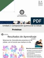 Clase 9 (2018) Proteinas