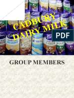 Demand Forecasting Of Cadbury Dairymilk