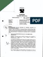 Derecho Comercial III (Sociedades II) - 785-2008-Srepresentacion de Los Sucesores en Eirl