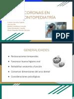 Seminario Niño1, Coronas en Odontopediatría
