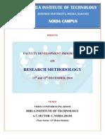 Final FDP Brochure