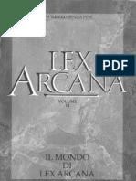 Lex Arcana - 03.Il Mondo Di Lex Arcana