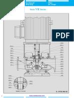 VM Vertical Inline Pump Parts List