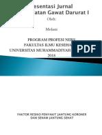 Presentasi Jurnal KGD 1