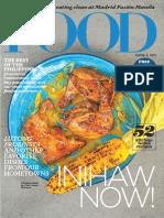 Food Magazine Philippines Issue 2 2017