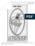 Umbrella Trick Wilkes Barre Times Leader the Evening News Thu Apr 8 1926