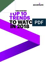 Accenture Banking Top 10 Trends 2018