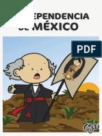 HISTORIETA INDEPENDENCIA DE MEXICO.pdf