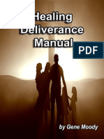 Healing Deliverance Manual - Gene Moody