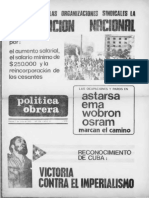 Política Obrera no. 156