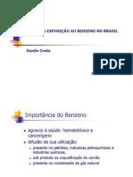 Preveno Da Exposio Ao Benzeno No Brasil Danilo Costa