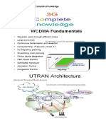 3G WCDMA Tutorial Complete Knowledge