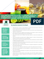 Global Smart Food Market  - Analysis & Forecast (2017-2022)