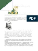 PVC History