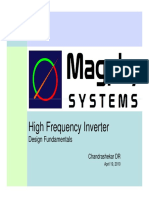 All About Inverter Design Fundamentals