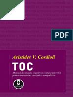 235703383 085 TOC Manual de TCC Para o Transtorno Obsessivo Compulsivo Aristides v Cordioli 2007