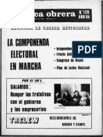 Política Obrera no. 126