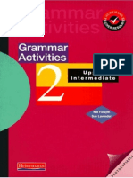 Heinemann Grammar Activities 2