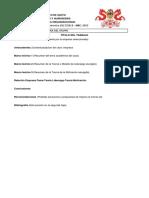 Formato de Presentacion de Trabajos PSORG