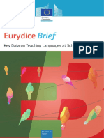 KeyData at Teaching Languages at School in Europe_Eurydice_Brief_finals