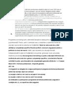 Directiva Privind Calificarile Profesionale Adoptat La Data de 6 Iunie 2005 Este Un Instrument Legal La Nivel European