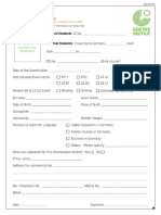 Exam Registration Form2