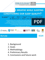 Is the Air We Breathe While Sleeping Conditioning Our Sleep Quality