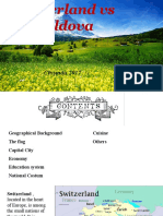 Presentation Switzerland and Moldova