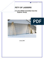 Safety of Ladders