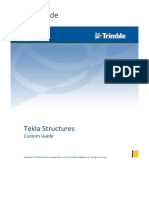 Tekla User Assistance - -