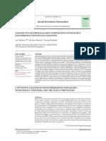 Analisis Situasi Permasalahan Sampah Kota Yogyakarta Dan Kebijakan Penanggulangannya