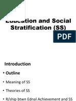 Edu 3012Education and Social Stratification February 2016-1