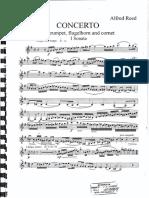 Concierto Trompeta - Alfred Reed